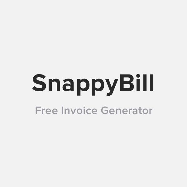 SnapppyBill